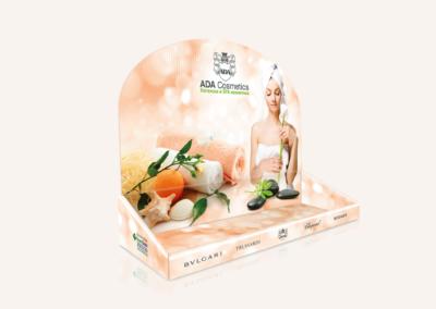 ADA Cosmetics - Stelaj 2
