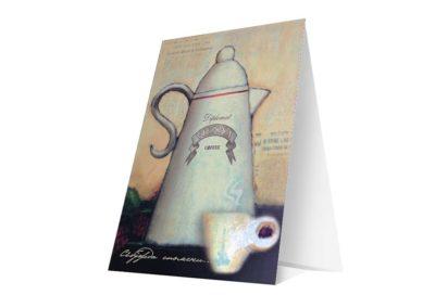 Calendar Piramidka - Vienna Coffee 2006