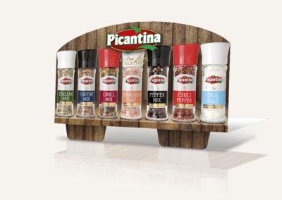 Kendy - Picantina - Shelftalker